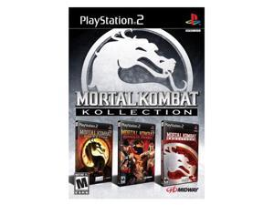 Mortal Kombat: Kollection for Sony PS2 #zMC