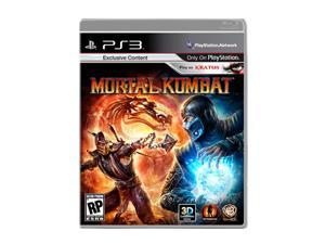 Mortal Kombat Playstation3 Game Warner Bros. Studios