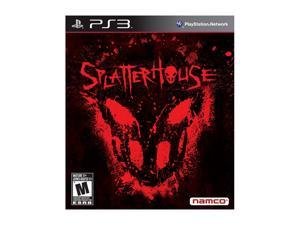 SplatterHouse Playstation3 Game NAMCO BANDAI Games