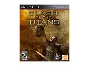 Clash of the Titans Playstation3 Game NAMCO BANDAI Games