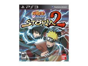Naruto: Ultimate Ninja Storm 2 Playstation3 Game NAMCO Bandai Games