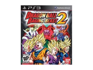 Dragon Ball Z Raging Blast 2 Playstation3 Game NAMCO Bandai Games