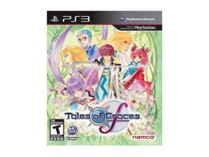 Tales of Grace F Playstation3 Game NAMCO Bandai Games