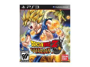 Dragon Ball Z Ultimate Tenkaichi Playstation3 Game NAMCO BANDAI Games