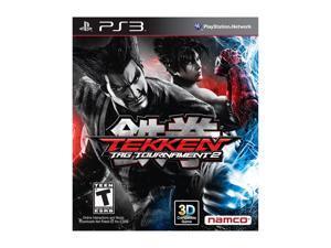 Tekken Tag Tournament 2 Playstation3 Game NAMCO BANDAI Games
