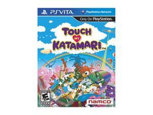 Touch My Katamari PS Vita Games