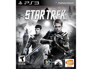 Star Trek Playstation3 Game NAMCO BANDAI Games