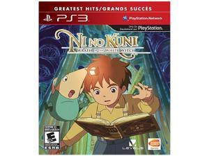 Ni No Kuni: Wrath of the White Witch Playstation3 Game
