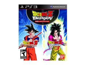 Dragon Ball Z: Budokai HD Collection Playstation3 Game