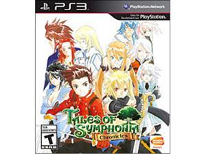 Tales of Symphonia Chronicles PlayStation 3 NAMCO Bandai Games