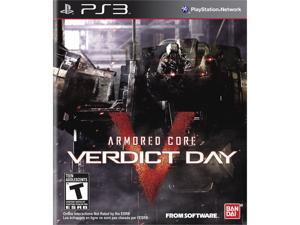 Armored Core: Verdict Day PS3 Game
