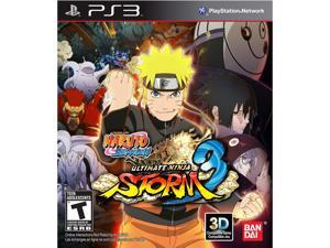 Naruto Shippuden: Ultimate Storm 3 PS3