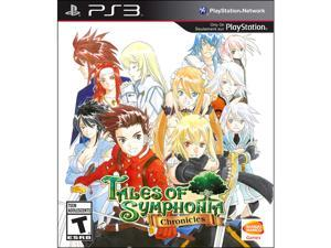 Tales of Symphonia Chronicles PlayStation 3 Namco