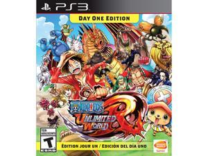 One Piece: Unlimited World Red Day One Edition PS3