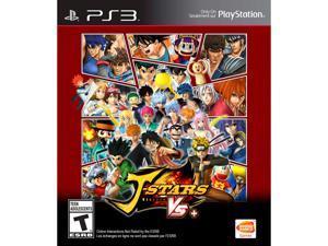 J-Stars Victory VS+ PlayStation 3