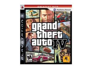 Grand Theft Auto IV Playstation3 Game ROCKSTAR