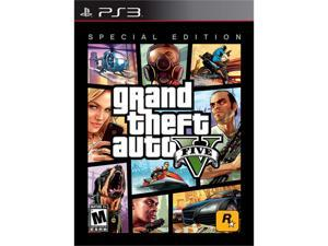 Grand Theft Auto 5 special edition PS3 Game ROCKSTAR