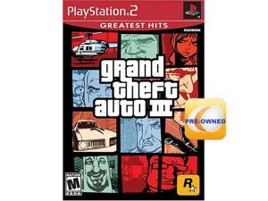 PRE-OWNED Grand Theft Auto III PS2