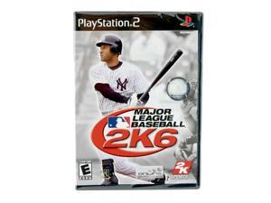 Major League Baseball 2K6 Game