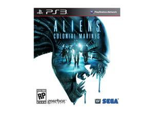 Aliens: Colonial Marines Playstation3 Game SEGA