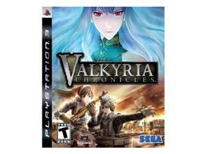 Valkyria Chronicles Playstation3 Game
