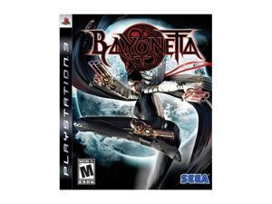 Bayonetta Playstation3 Game