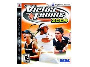 Virtua Tennis 2009 Playstation3 Game