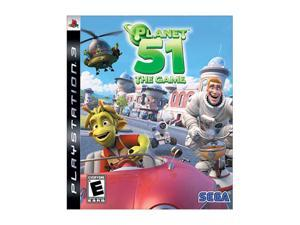 Planet 51 Playstation3 Game EA