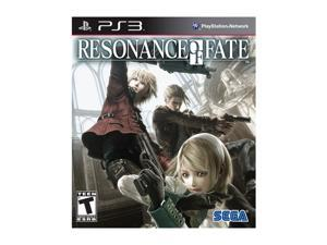 Resonance of Fate Playstation3 Game SEGA