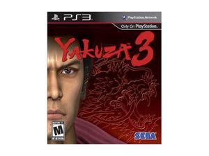 Yakuza 3 PlayStation 3