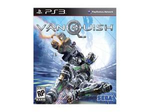 Vanquish Playstation3 Game