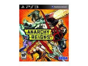 Anarchy Reigns Playstation3 Game SEGA