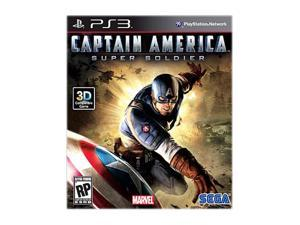 Captain America: Super Soldier Playstation3 Game