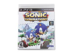 Sonic Generations Playstation3 Game