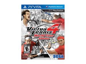 Virtua Tennis PS Vita Games SEGA