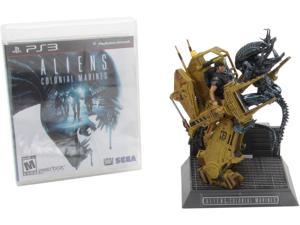 Aliens: Colonial Marines Collector Edition Playstation3 Game SEGA