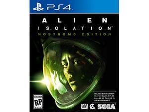 Alien: Isolation Nostromo Edition PS4