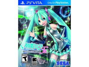 Hatsune Miku: Project DIVA F 2nd PS Vita