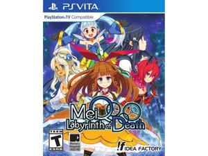 MeiQ: Labyrinth of Death PS Vita Games