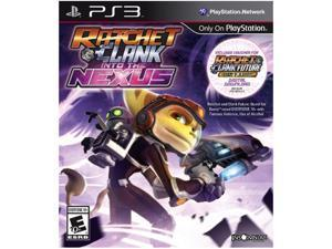 Ratchet & Clank: Into the Nexus PlayStation 3