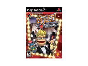 Buzz The Hollywood Quiz (Game Only) Game