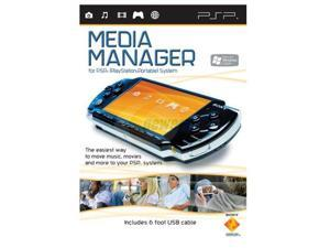 SONY Media Manager PRO for PSP