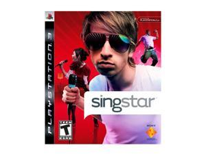 SingStar (Game Only) Playstation3 Game SONY