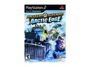 Motorstorm: Arctic Edge Game