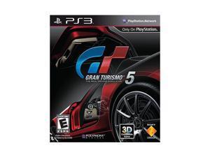 Gran Turismo 5 Video Game (PS3)