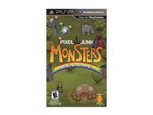 PixelJunk Monsters Deluxe PSP Game SONY
