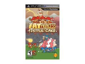 Fat Princess: Fistful of Cake PSP Game SONY