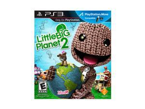 Little Big Planet 2 Playstation3 Game SONY