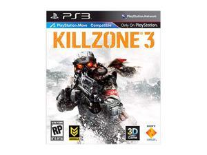 Killzone 3 Playstation3 Game