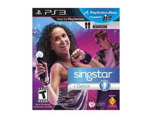 Singstar: Dance Playstation3 Game SONY
